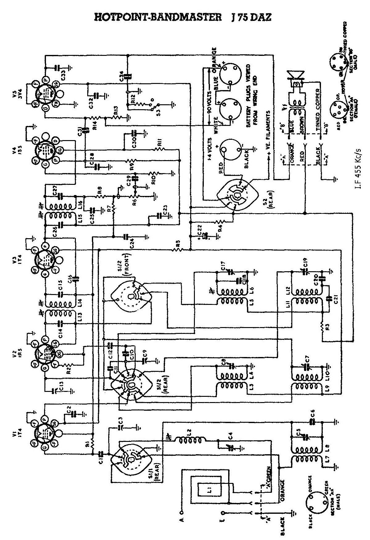 wiring diagram for ge monogram refrigerators  wiring  free