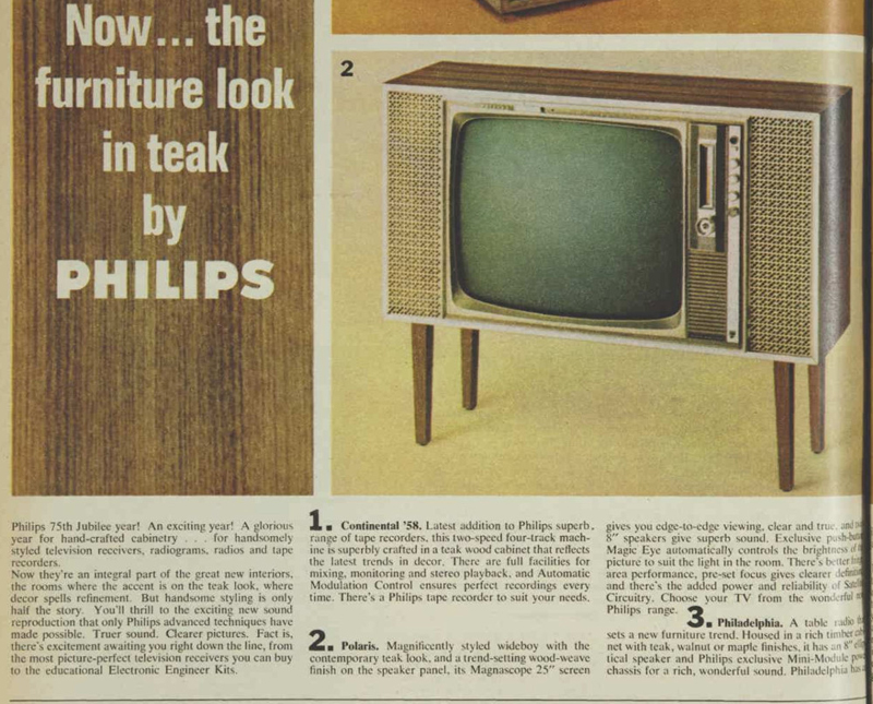 Philips Polaris Television