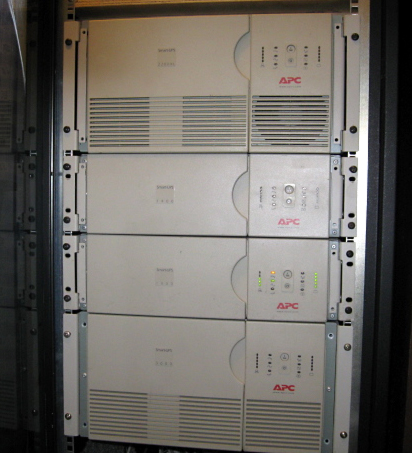 The beefcake - 12.6kVA of backup power