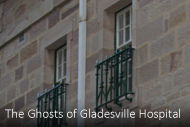 The ghosts of Gladesville Hospital