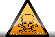Safety With Vintage Radios