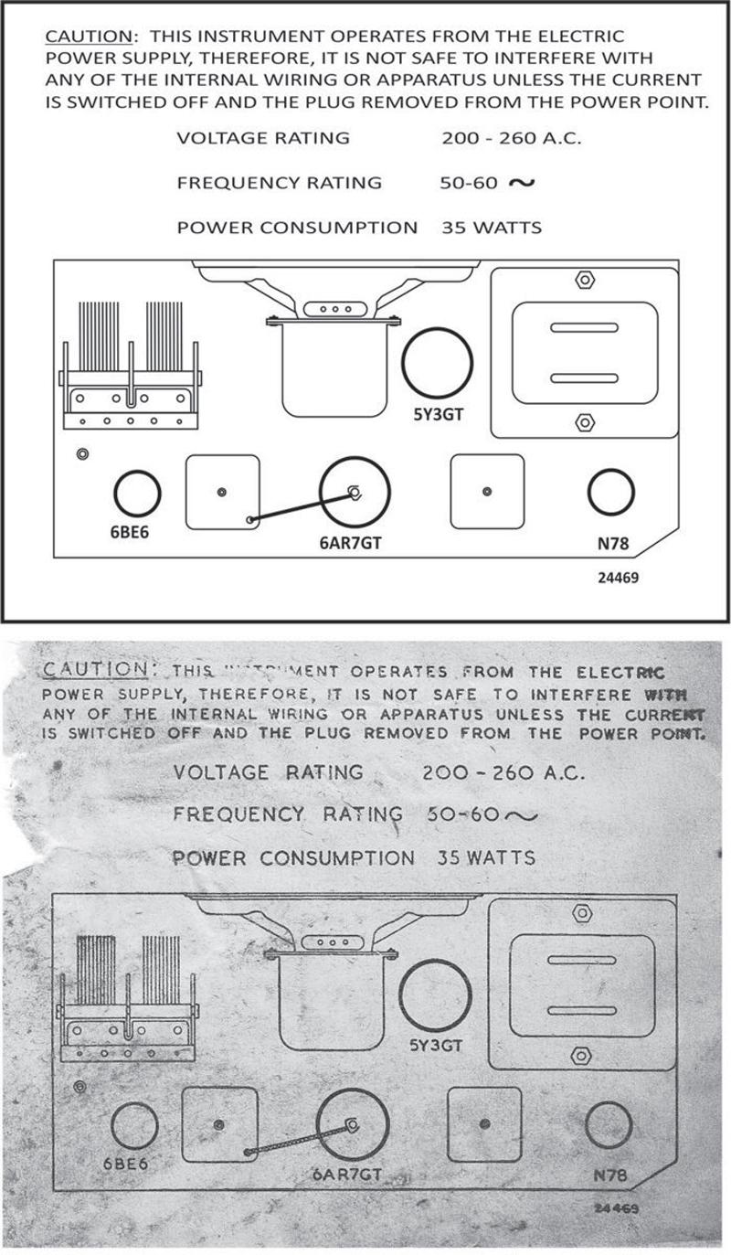 Australian Vintage Radio Forums : Vintage Radio & Television