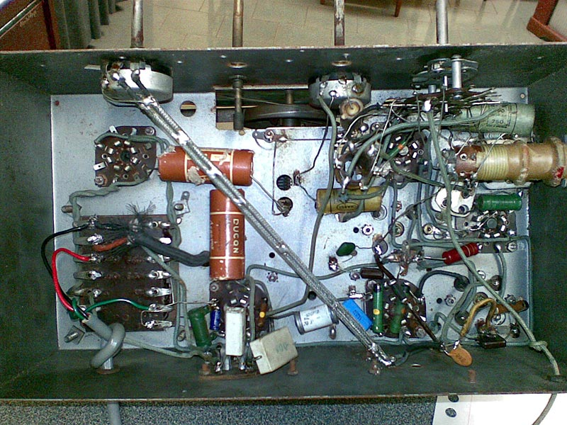 Unknown Radio Chassis