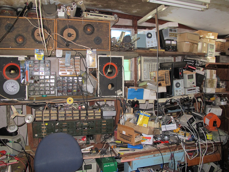 Fred's Workshop